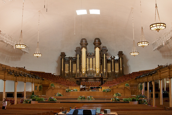 Morman Tabernacle Organ