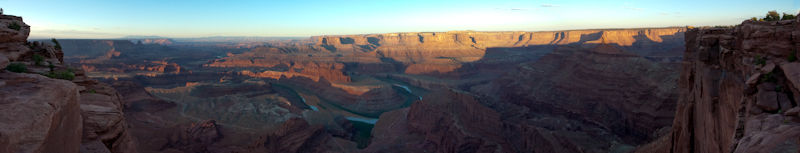 canyonlands pano